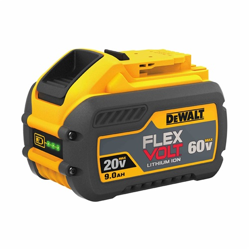 Dewalt 20v 60v Flexvolt 9 0 Ah Battery Now Available