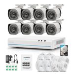 Deal – Zmodo 8 Channel 8x 720P Ip Camera sPoE NVR Surveillance System w/1TB HD $229.99
