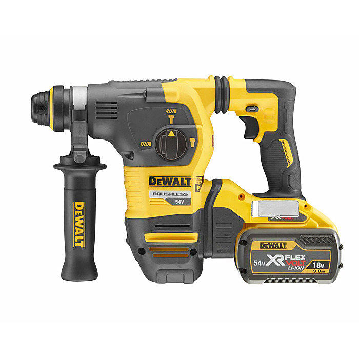 Another Dewalt Flexvolt Rotary Hammer Spotted - 1-1/8