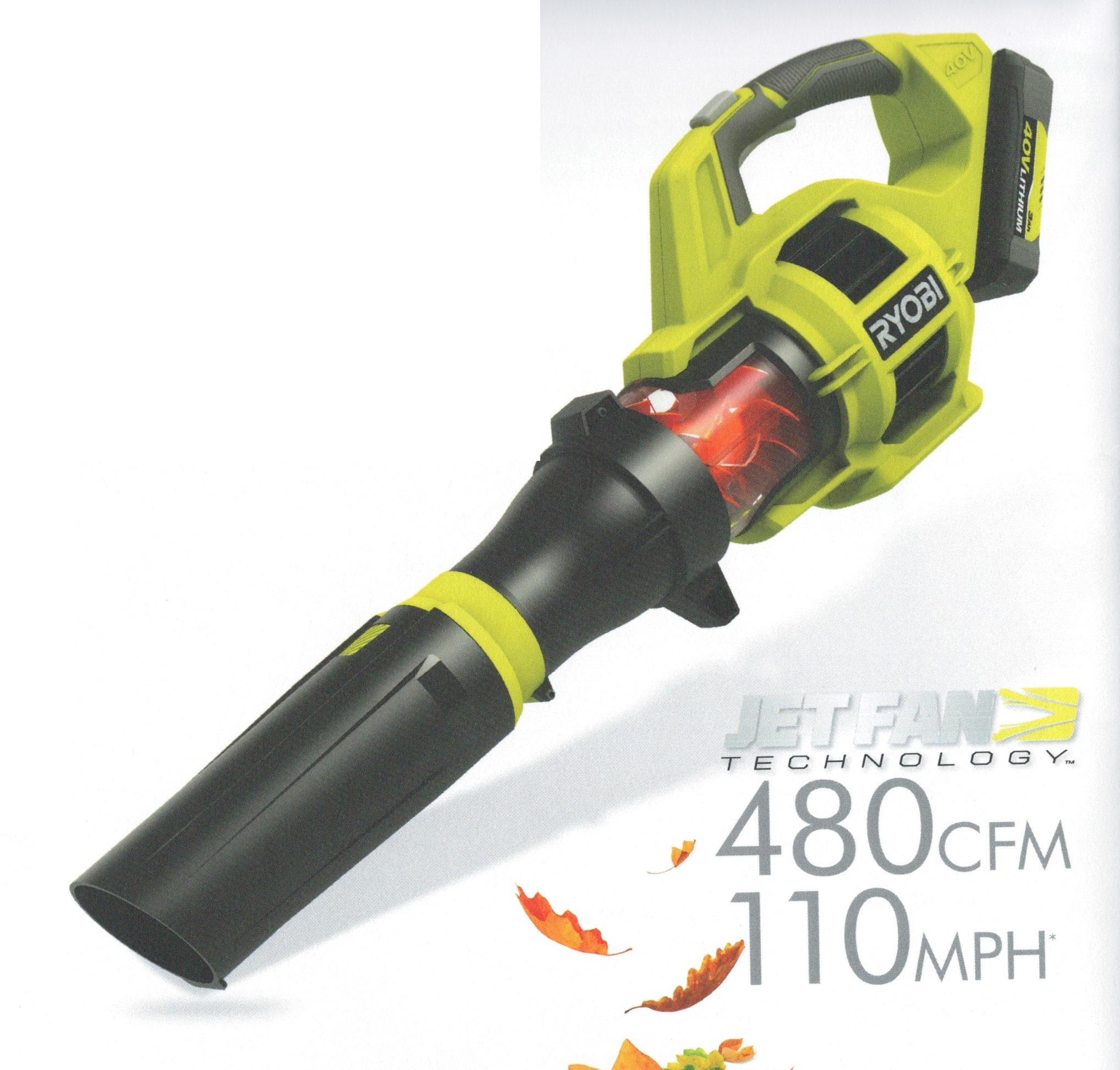 Spring 2017 Ryobi New Outdoor Power Equipment Tool Craze