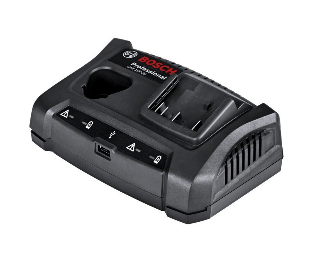 Bosch Gax18v 30 Dual Voltage 12v 18v Charger Usa Release Tool Craze