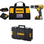 Deal – DEWALT DCD785C2 20V MAX Hammer Drill/Driver Kit $149.99 – Expired