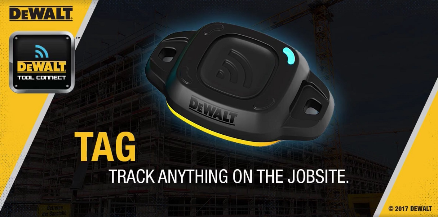 Dewalt Bluetooth Tool Connect Adds 3 New Ways To Connect