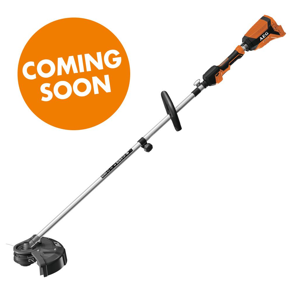 New Aeg Ridgid 18v Ope String Trimmer Chainsaw