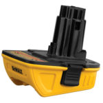 Deal – DEWALT 20V MAX Li-Ion Battery Adapter for 18V Tools $33.99