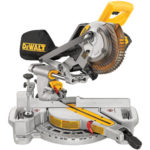 Deal – DEWALT 20V Max Li-Ion 7-1/4″ Slide Compound Miter Saw Kit Reconditioned $269.99