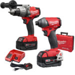 Deal – Milwaukee 18v Brushless Hammer Drill Impact Kit $369