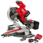 Deal – Milwaukee Miter Saw Kit w/ Bonus 2nd 9.0Ah Battery $585 TODAY ONLY 3/31