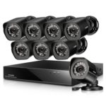 Expired Deal – Zmodo 8CH Full 1080p CCTV Security Camera System with (8) Surveillance Cameras $199.99