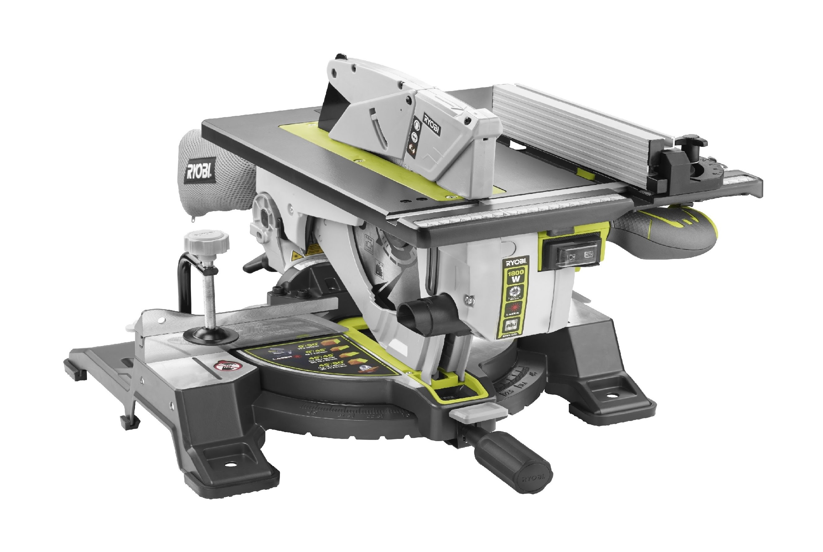 Crazy news ryobi rtms1800 miter saw table saw combo spotted tool ok so before we get started with this news article let me tell you guys that this tool most likely wont be coming here to the usa ill tell you why at greentooth