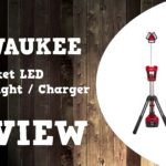 Milwaukee M18 Rocket LED Tower Light / Charger Video Review