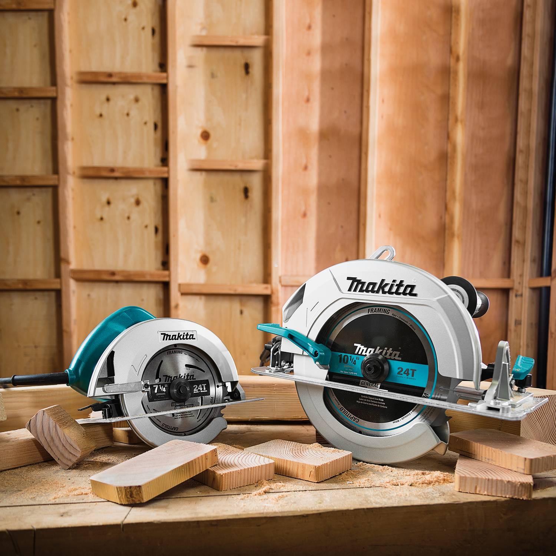 Makita HS0600 10‑1/4 Inch Circular Saw - Cuts 4x Lumber in One Pass ...