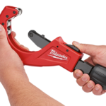 New Milwaukee Quick-Adjust Copper Tubing Cutters – Solutions for Larger Capacity Copper & PEX