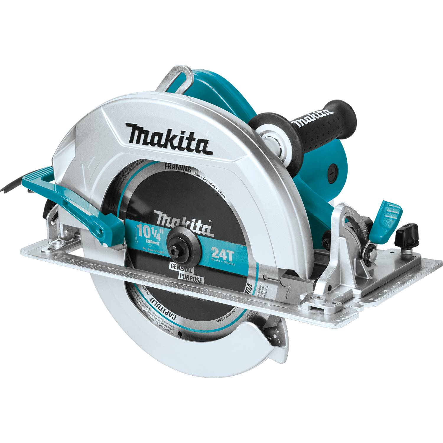 Makita hs0600 1014 inch circular saw cuts 4x lumber in one pass are you a circular saw user and want to cut 4x lumber 44s 46s in one pass makita just announced a solution for you with their makita hs0600 1014 greentooth Images