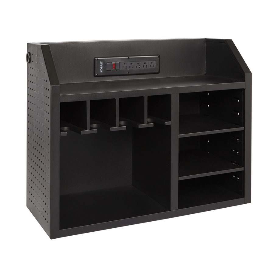 black kobalt tool chest. here\u0027s a neat storage option for your tools, the kobalt 24 x 30 inch steel tool chest. black chest 6