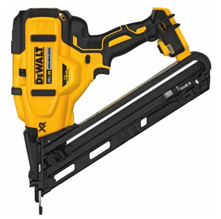 Dewalt Expands Their 20v Cordless Nailer Line With 4 New