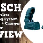 Bosch 18V Wireless Charging System – Battery / Charger / Holster Video Review