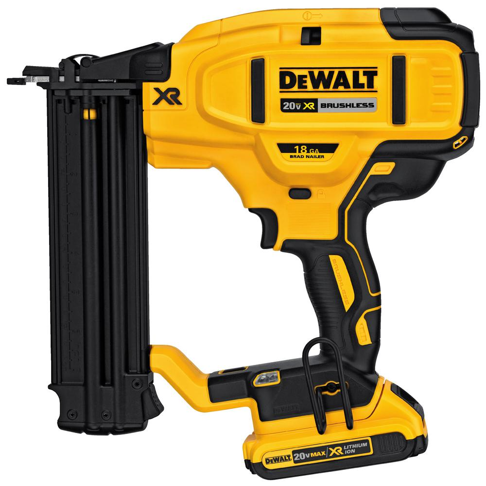 Dewalt Expands their 20V Cordless Nailer line with 4 new Nailers ...