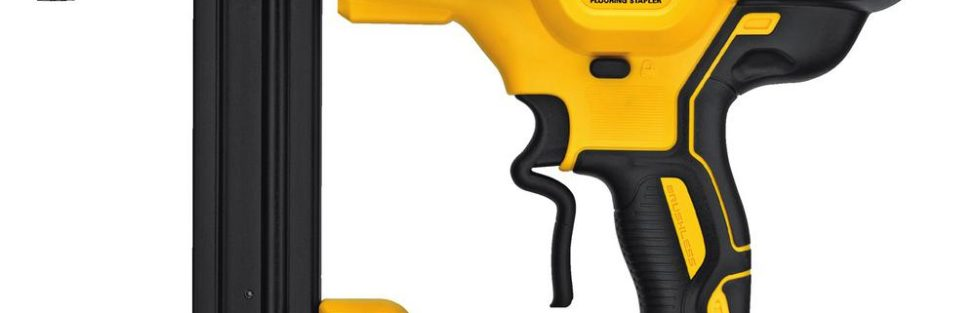 Dewalt Expands their 20V Cordless Nailer line with 4 new Nailers