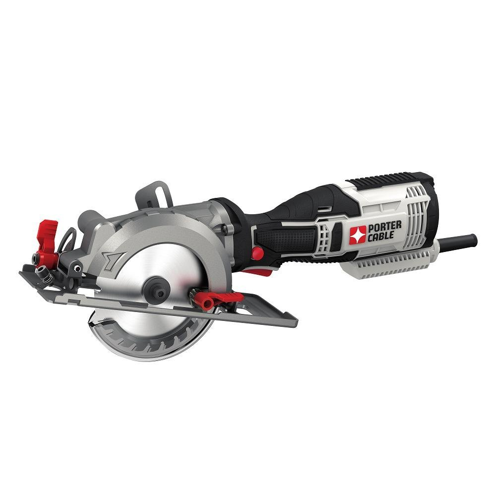 Porter cable pce381k 4 12 inch compact circular saw is it a all is not the same as porter cables model has a tiny bit more power of 55 amps instead of the 5 amps on the rockwell compact circular saw keyboard keysfo Images