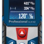 Bosch BLAZE GLM 42 Laser Measure