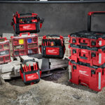 New Milwaukee Tools from NPS2017 – Storage Solutions