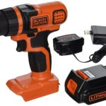 Deal – Black + Decker 20V Drill Kit $34.49 Today Only 6/15