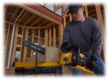 Dewalt Dccs620p1 20v Compact 12 Inch Chainsaw Tool Craze