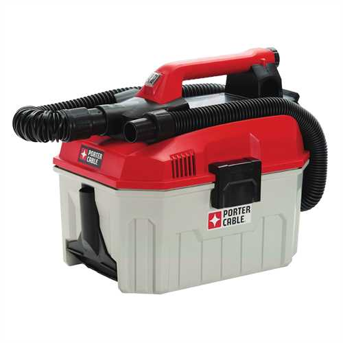 Porter Cable 20v 2 Gallon Wet Dry Vacuum Pcc795b Tool Craze