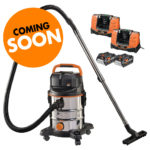 AEG / Ridgid DUAL 18V 20L DUST EXTRACTOR KIT