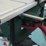Metabo Cordless 36V Table Saw