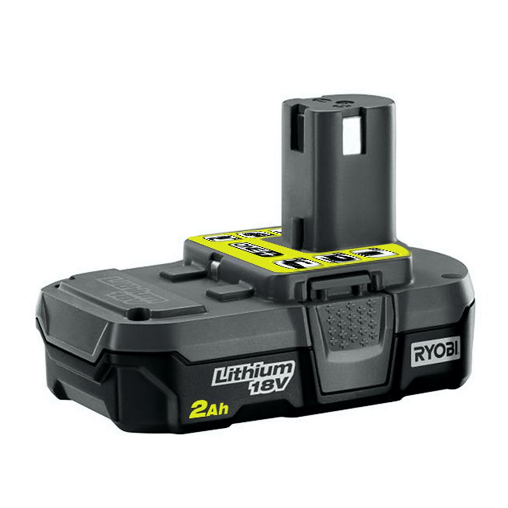 ryobi 18v 2 0 ah p190 battery spotted about time tool. Black Bedroom Furniture Sets. Home Design Ideas