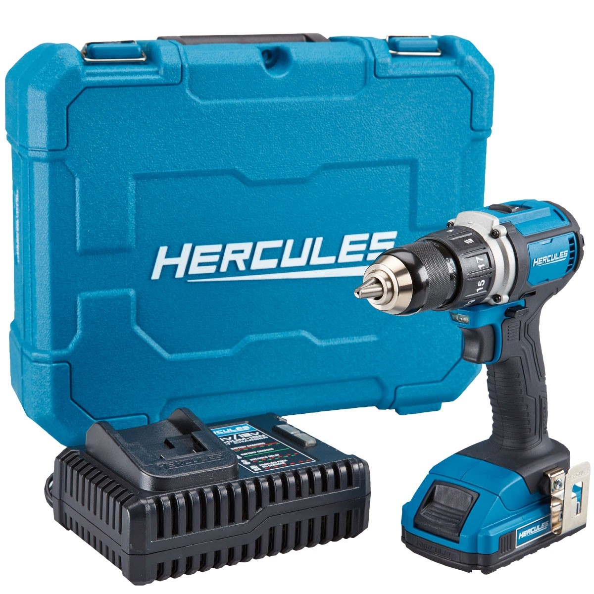Hercules 20v Cordless Power Tools Is Harbor Freight