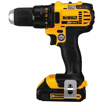 harbor freight hammer drill. of course not everything is the same between dewalt originals and new harbor freight hercules brand. besides obvious color difference i can see hammer drill