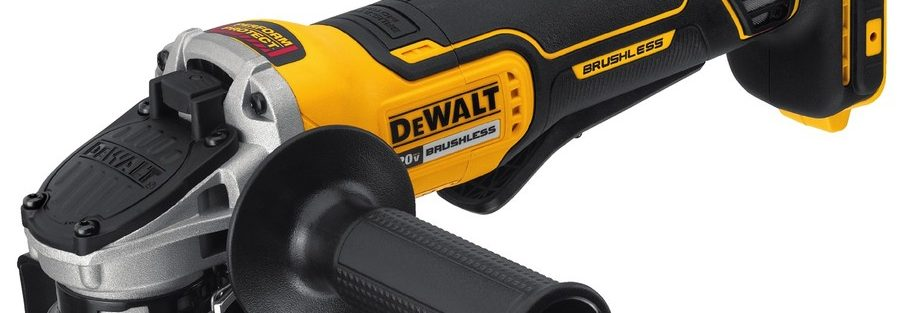 Dewalt 20V Brushless 4-1/2″ Angle Grinder DCG413 is a Sure thing in The USA
