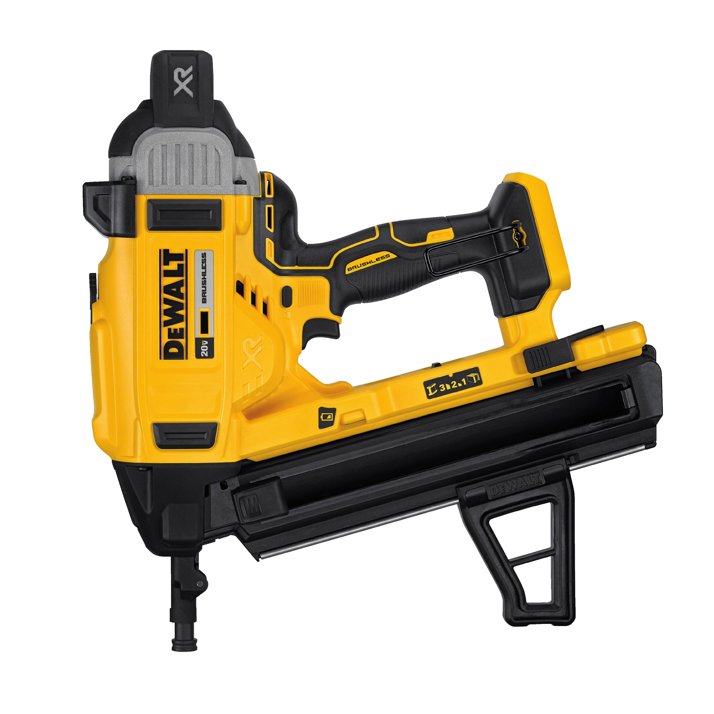 Dewalt DCN890 20V Concrete Nailer Spotted in the UK is also coming ...