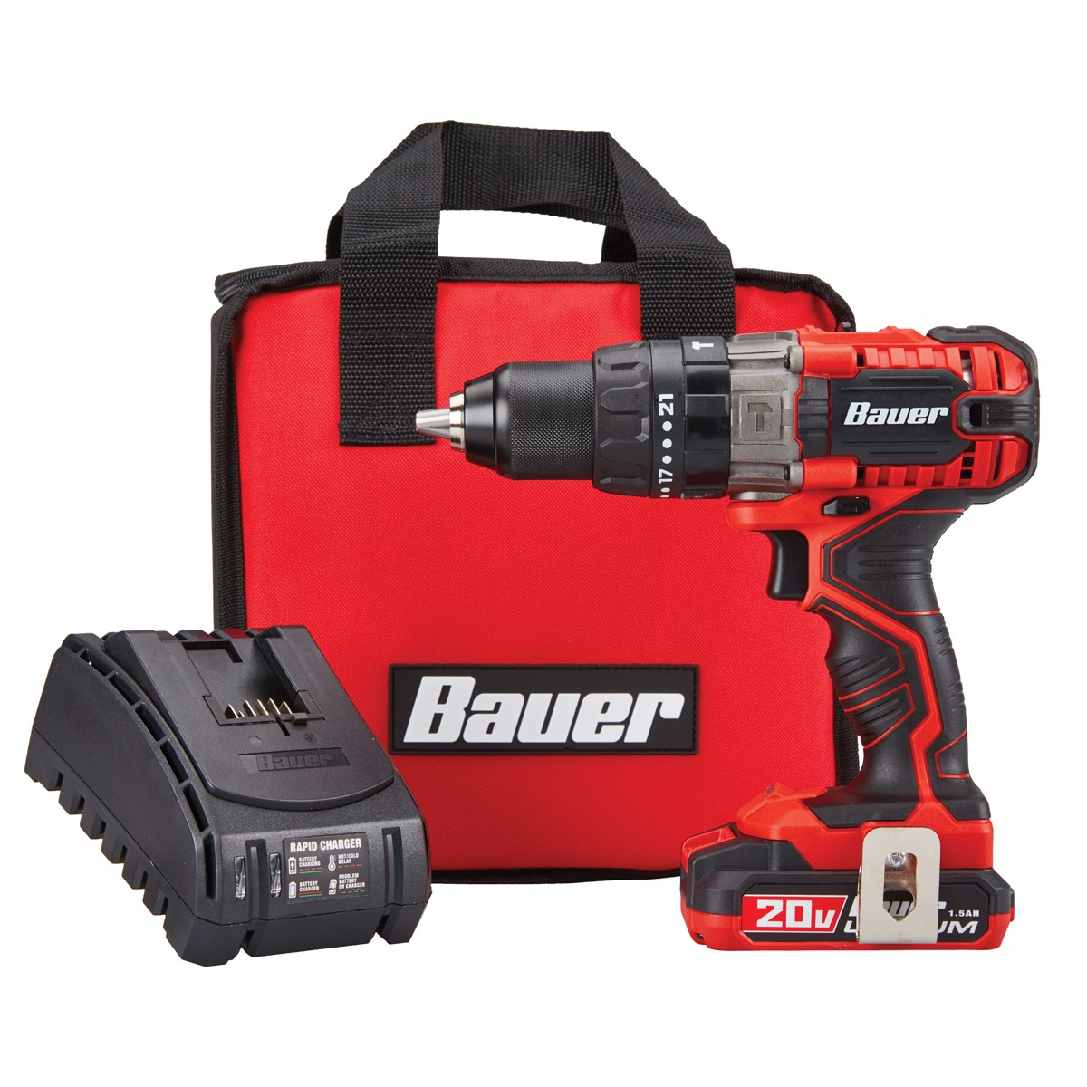New Harbor Freight Cordless Tools Lithium 20v Bauer