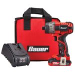 New Harbor Freight Cordless Tools – Lithium 20V Bauer Hypermax Power Tools