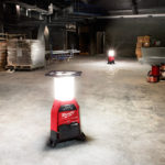 Milwaukee M18 RADIUS Site Light/Charger with ONE-KEY Puts out 9K Lumens and priced @ $599!
