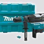 Makita X2 36V SDS Max Rotary Hammer DHR400 Spotted