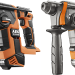 New AEG / Ridgid 18V Brushless SDS+ Rotary Hammer Spotted