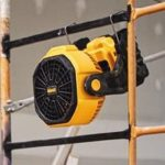Dewalt 20V Max Jobsite Fan DCE511 Spotted
