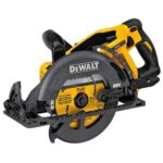 Dewalt Flexvolt DCS577 60V Brushless 7-1/4″ Rear Handle Circular Saw Spotted