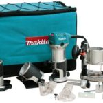 Deal – Makita RT0701CX3 1-1/4 HP Compact Router Kit With 3 Bases $189.13