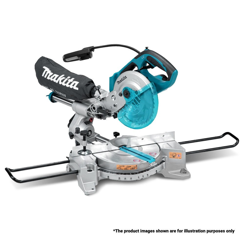Fun Test - Makita Frankenstein Miter Saw - Can you Spot what\'s ...