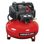 Deal – Porter-Cable C2002 150 PSI 6 Gallon Oil-Free Pancake Air Compressor $69.99