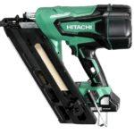 Hitachi 18V Brushless Framing Nailers