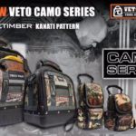 Veto Pro Pac Partners with TrueTimber and Launches the Camo Series.