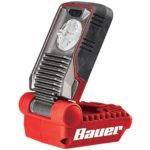 Bauer 20V Compact Flashlight Is $15 and Puts Out 300 Lumens