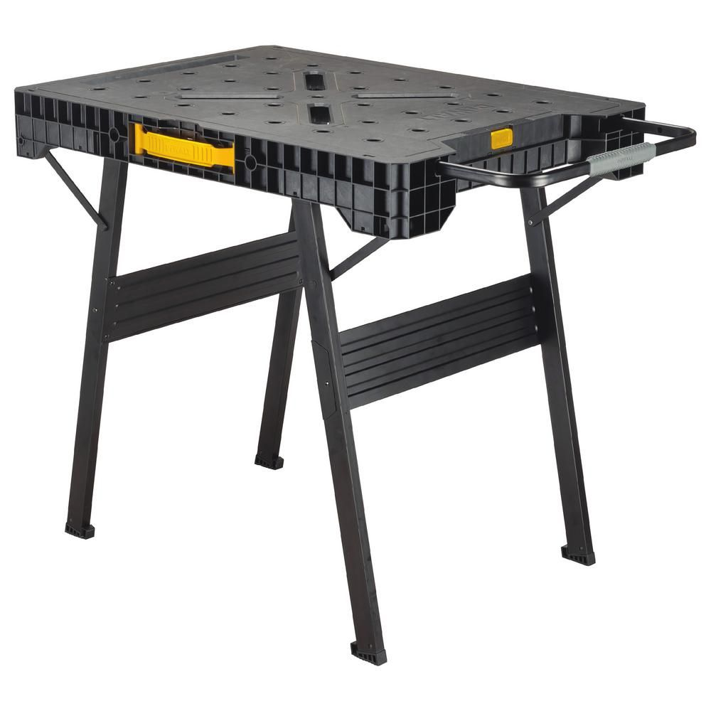 Dewalt Folding Workbench Dwst11556 Tool Craze